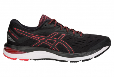 Asics Shoes Run Gel Cumulus 20 Black Red
