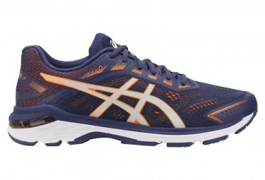 Asics Shoes Run GT 2000 7 Blue Orange