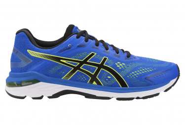 Asics Shoes Run GT 2000 7 Blue Yellow