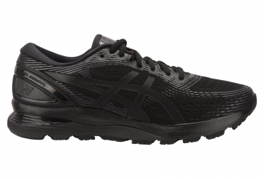 Asics Shoes Run Gel Nimbus 21 Black