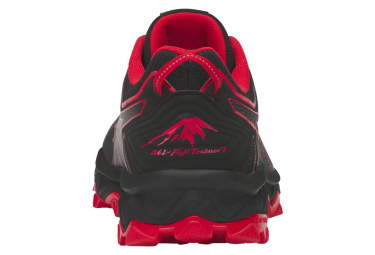 Asics Shoes Trail Gel FujiTrabuco 7 Black Red