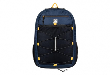 DC Shoes Circle BackPack Black / Blue