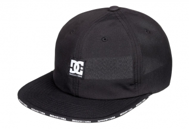 DC Shoes Snapback Sandwich Black