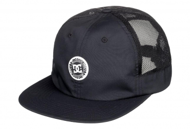 DC Shoes Snapback Harsh Black