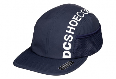 DC Shoes Whrapherder Snapback Nautical Blue