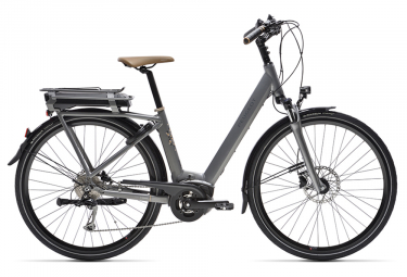Peugeot eC01 D9 Plus Womens E-Bike  Gris
