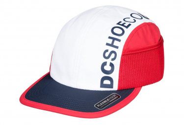 DC Shoes Wrapherder Snapback White
