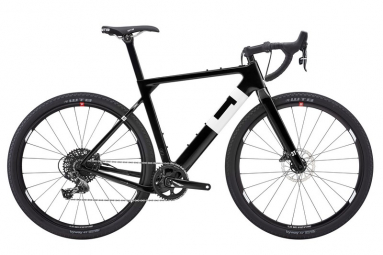 Gravel bike 3t exploro team sram force 1x 11v noir blanc 2019 m 170 180 cm