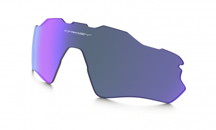 Oakley Radar EV Lens Kit Purple Iridium Path Ref: 101-353-018