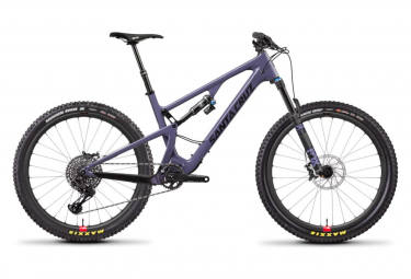 Vtt tout suspendu santa cruz 5010 c 27 5 sram gx eagle 12v carbon reserve violet 2019 m 165 175 cm