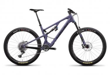 Vtt tout suspendu santa cruz 27 5 5010 3 cc xo1 plus 12v xs purple 2019 m 165 175 cm