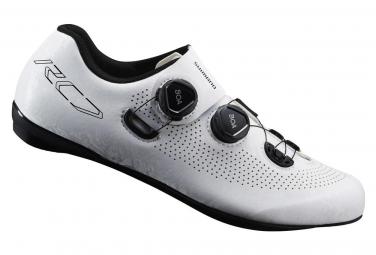 Zapatillas carretera SHIMANO RC701 blancas