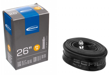 Chambre a air schwalbe downhill 26 dunlop 40 mm 1 1 4 1 75