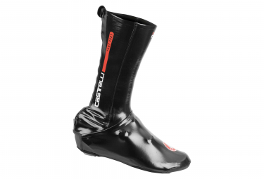 Castelli Fast Feet Road Aero Shoe Covers Black