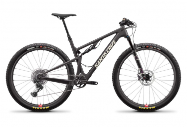 Santa Cruz 29'' BLUR 3 CC XO1 TR. 12V black Reserve 2019 Full Suspension MTB
