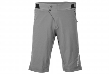 Troy Lee Designs Ruckus Solid Shorts with Liner Grey