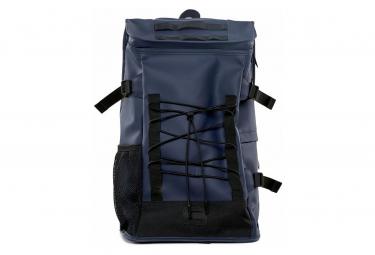 Regen Bergsteiger Tasche Blau