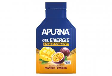 Gel Energetique APURNA Longue Distance Mangue 35g