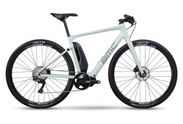 BMC 2019 Alpenchallenge AMP Cross One Urban Bike White