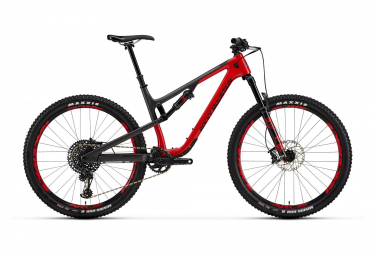 Full Supsension MTB Rocky Mountain 27.5'' Thunderbolt Carbon 70 Sram GX Eagle 12V Grey/Red 2019