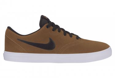 Nike SB Check Solarsoft Shoe Brown