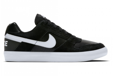 Nike SB Delta Force Vulc Shoe Black White