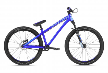 Velo de dirt dartmoor two6player evo 26 bleu s 160 190 cm