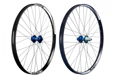 HOPE Tech 35W Pro 4 27.5'' Boost MTB Wheelset | Sram XD | Blue