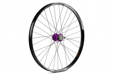 Roue arriere hope tech 35w pro 4 27 5 boost 12x148mm corps sram xd violet
