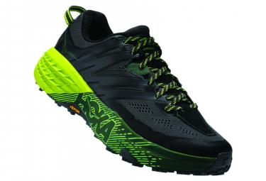Zapatillas Hoka One One Speedgoat 3 para Hombre Negro / Verde