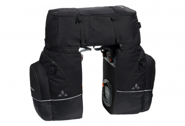 Vaude Karakorum Triple Trunk Bag Schwarz