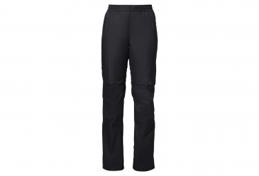 VAUDE DROP II Women's Waterproof Pants Black