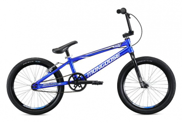 Mongoose BMX Race Title Pro Blue 2019
