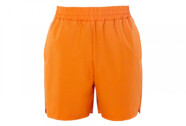 Rains Waterproof Shorts Fire Orange