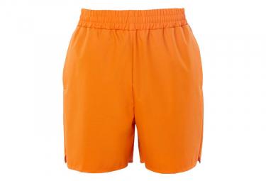 Short Imperméable Rains Fire Orange