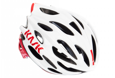 Kask Mojito X Helmet White Red
