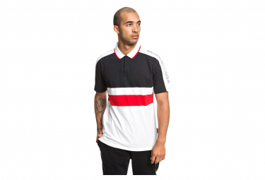 DC Shoes SS Polo Walkley Racing Red