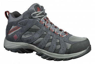 Columbia Canyon Point Mid Waterproof Grey