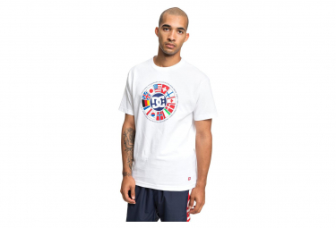 DC Shoes SS T-Shirt Intnl White