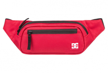 Zapatos DC Bolsa de cintura Zeke Destroyer Black Racing Red