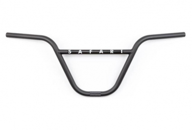 Guidon bmx bsd safari noir 9 10