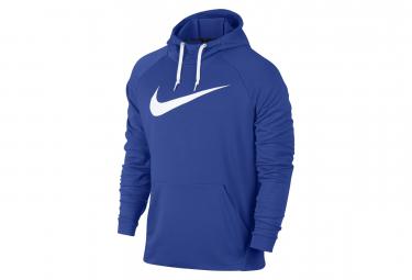 Nike Dry Training Hoodie Blue