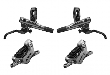 SHIMANO Pair of Disc Brake XTR M9120 I-Spec EV (without disc)