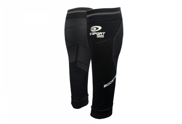 BV Sport Booster Elite Evo2 Compression Calf Black