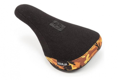 BSD Soulja Seat Mid Pivotal Black Flame