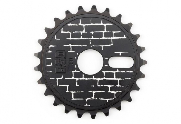 BSD BMX Chain Ring Walla Sprocket Black