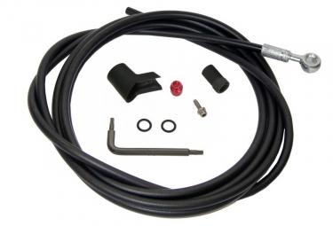 Kit Flessibile Freno SRAM per Guide Ultimate 2 m Nero