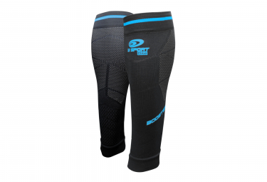 Manchons de Compression BV Sport Booster Elite Evo2 Noir Bleu