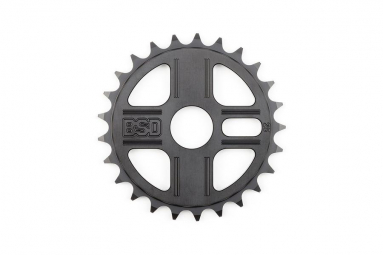 BSD BMX Chain Ring TBT Sprocket Black