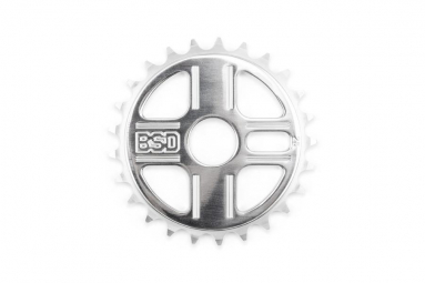 Plateau BMX BSD TBT Sprocket Chrome